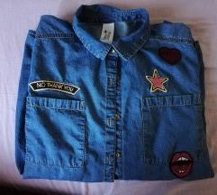 Jeans košulja 158/164