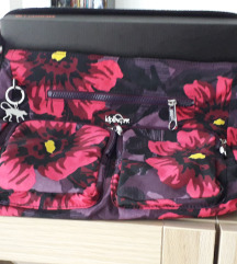 KIPLING cvjetna torba