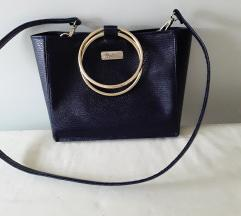 Nohaa nova torbica tamno plava, prodajem