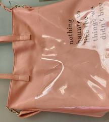 Nova torba sa natpisom💖💖💖
