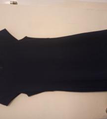 Tamno plava haljinica