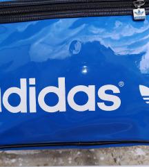Adidas velika plava torba