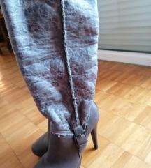 Nove sive čizme :)