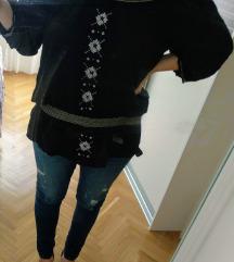 Boho style majica/tunika Ann Christine