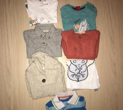 Lot majici H&m, Benetton, s oliver