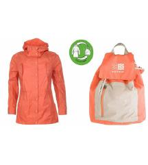 2 U 1 Karrimor jakna i ruksak, novo s etiketom
