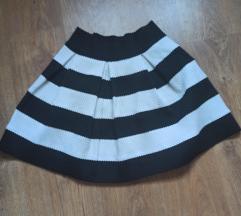 Suknja deblja L XL