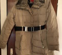 Smeđa zimska jakna/L