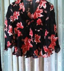 Kimono bluza sa volanima