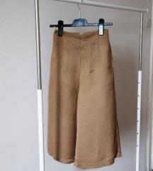 lagane 3/4 hlače, široke, A kroj