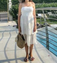 H&M haljina s volanoma