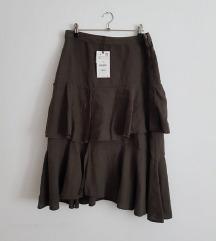 Nova Zara suknja s etiketom