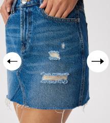 Nova Traper Suknja sa Etiketom M/L❗