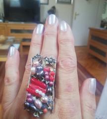 Prsten masivni