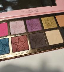 Jeffree Star Androgyny i Beauty Killer palete
