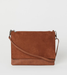 Smeda h&m torbica