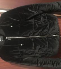 Zimska plišana jakna