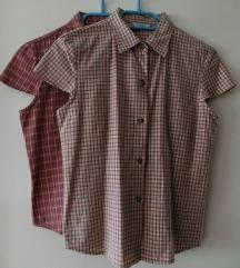 Lot 2 košulje kratkih rukava
