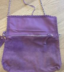 Kožna torba Zara - NOVO