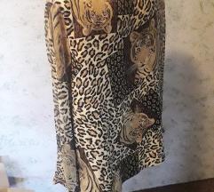 Bluza sa animalprintom