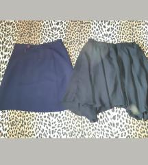 2 crne suknje