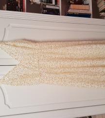 Asos šljokava haljina (pt. ukljucena)