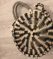 Reserved pletena torbica, uklj. Tisak