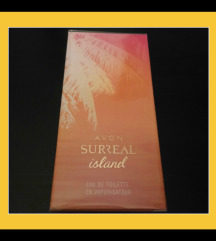 Avon miris - Surreal Island (EDT, 75 ml)