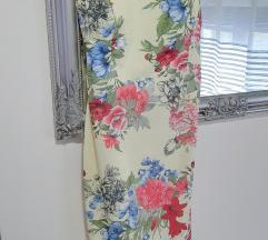 Midi predivna cvjetna haljina%%%