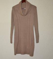 Smedja haljina pulover