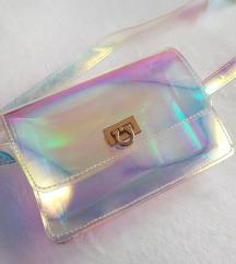 Holografska torbica oko struka %