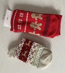 Čarape božične