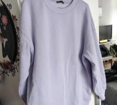 Zara limitless contour lila sweater