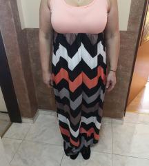 NOVA maxi haljina L/XL