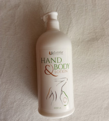 CALIVITA HAND&BODY 1L Hidratantni losion za tijelo