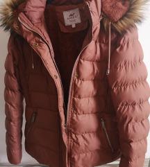 Zimska jakna s krznom L