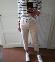 krem hlače na crtu