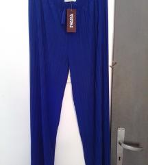 NOVE ljetne plave hlače L/XL!