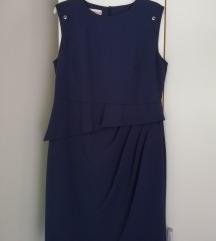 Tamnoplava haljina Karina