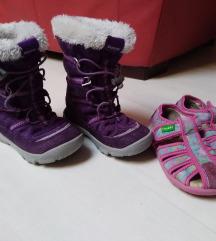 Lot buce + papuče vel.25