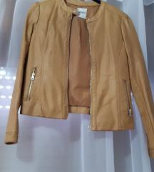Pull&Bear nova kožna jakna S