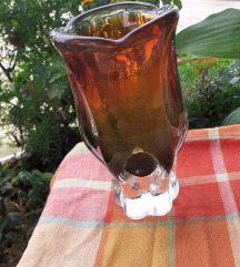 Šarena kristalna vaza