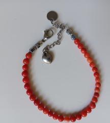 Narukvica crveni koralji