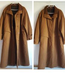 Dugi vintage kaput, kao novi