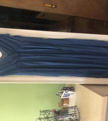 Svilena ljetna haljina