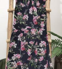 Cvjetna haljina(uklj.pt)