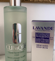 Clinique tekući sapun za čišćenje lica 400 ml