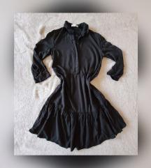 Reserved crna haljina 34