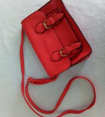 💖 Mala crvena torbica NOVO (🌼2+1 gratis)