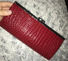 Bordo torbica za u ruci  😍 nova